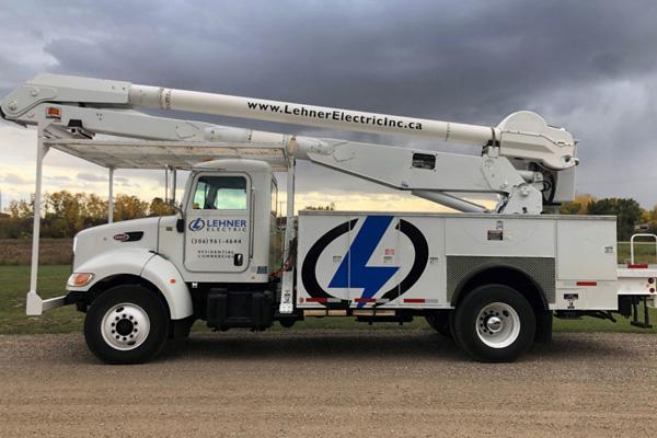Lehner Electric Truck